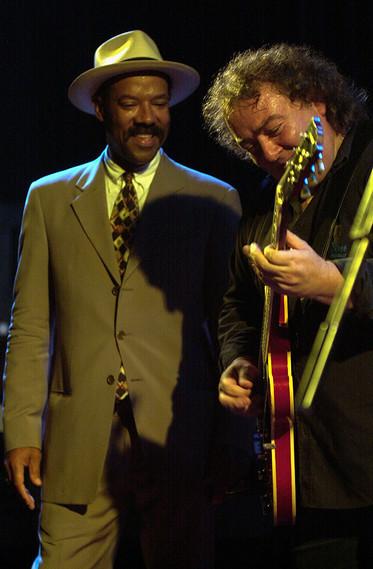 Michael Roach & Bernie Marsden