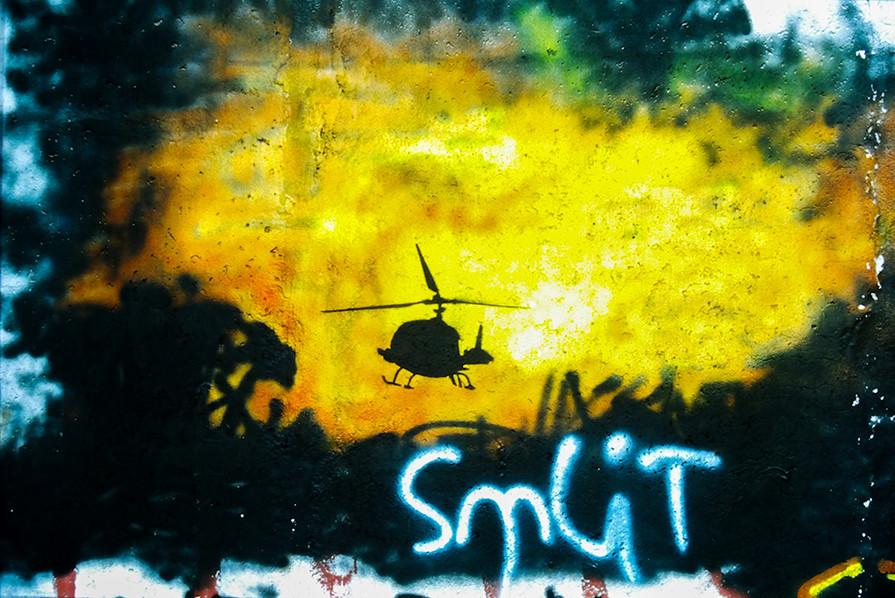 Graffiti on the Wall 14