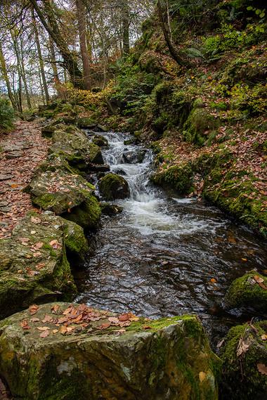 Tom Gill Waterfalls in Glen Mary 07