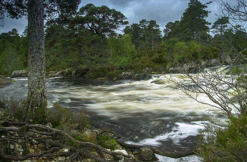 Garbhuisge Falls 10