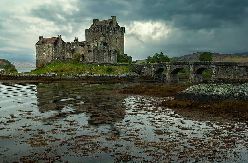 Eilean Donan Castle 08