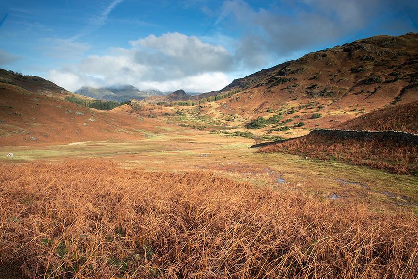 View towards The Langdales past Rakerigg 02