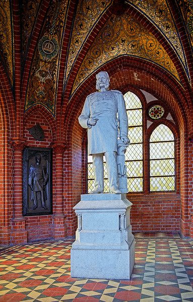 Statue of Kaiser Wilhelm I, Grunewaldturm 02