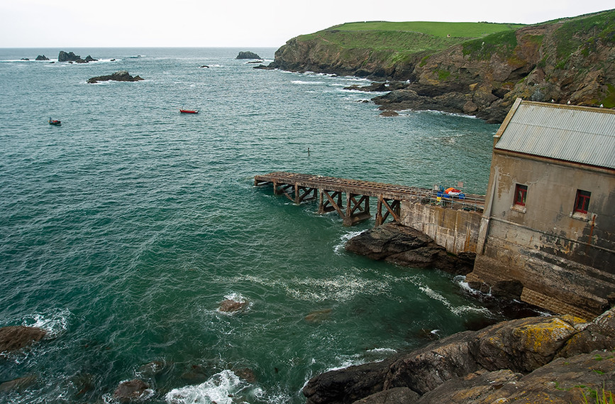 The Lizard Lifeboat Station 01