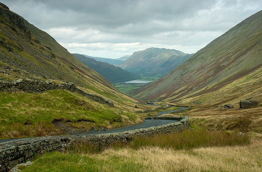 Kirkstone Pass towards Brothers Water 03