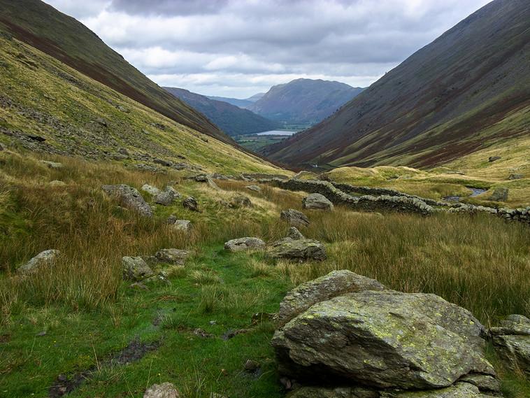 Kirkstone Pass towards Brothers Water 04