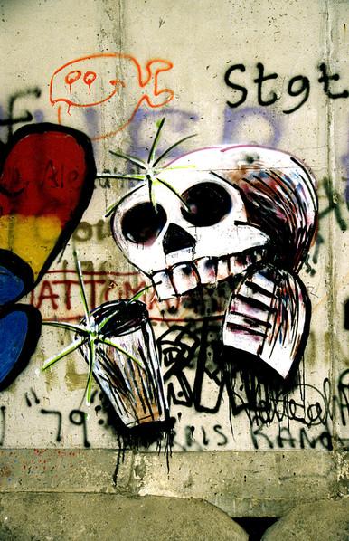 Graffiti on the Wall 04