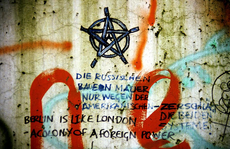 Graffiti on the Wall 11