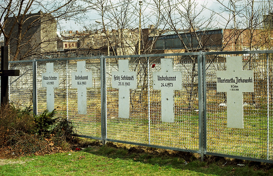 Another large memorial to various, known and unknown escapees