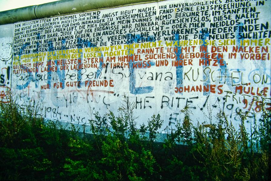 Graffiti on the Wall 23