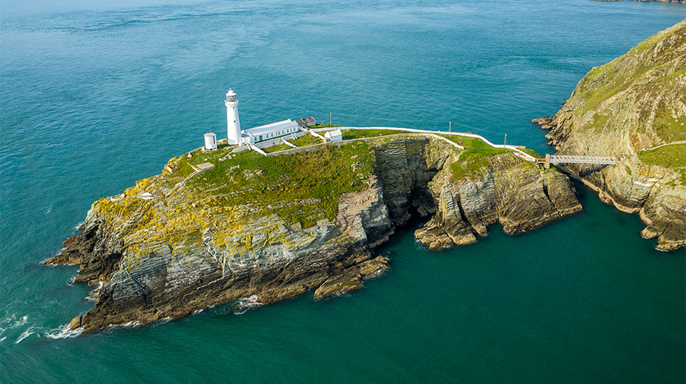 South Stack Lighthouse, Anglesea 02