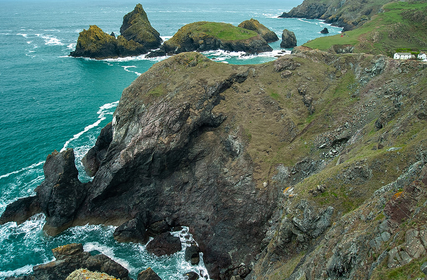 View of Kynance Cove 12