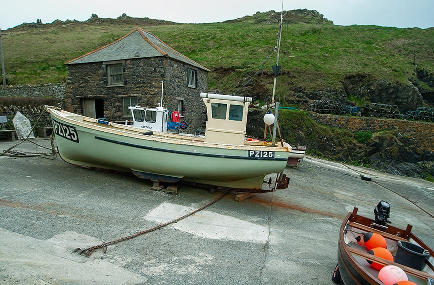 The Net Loft & Boat 02