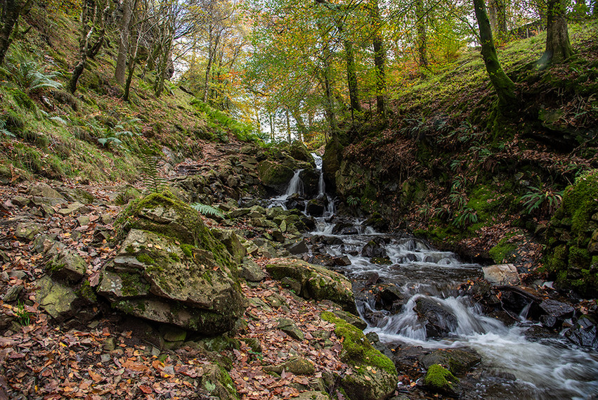 Tom Gill Waterfalls in Glen Mary 02