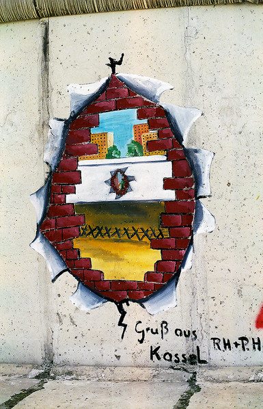 Graffiti on the Wall 08