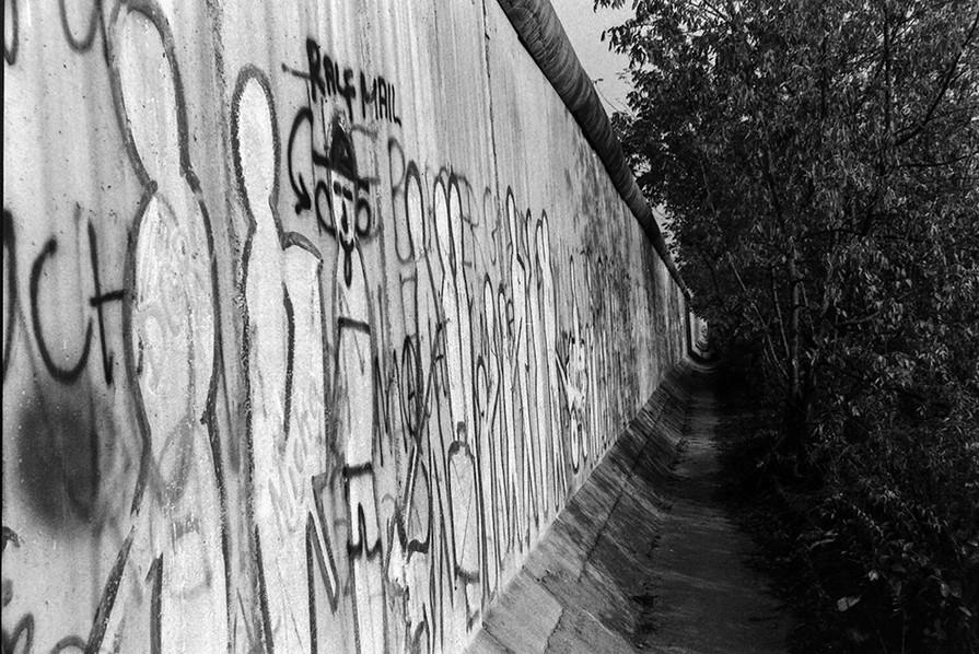 Graffiti on the Wall 35