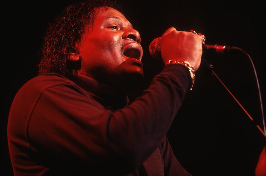 Roy Walker (fronting Otis Grand) 07