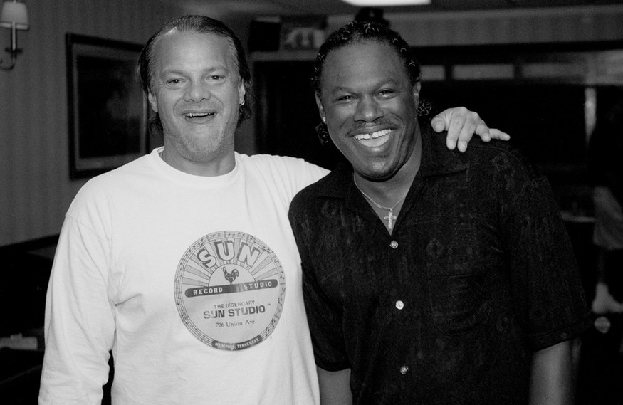 05 - Joe Louis Walker & Curtis Salgado