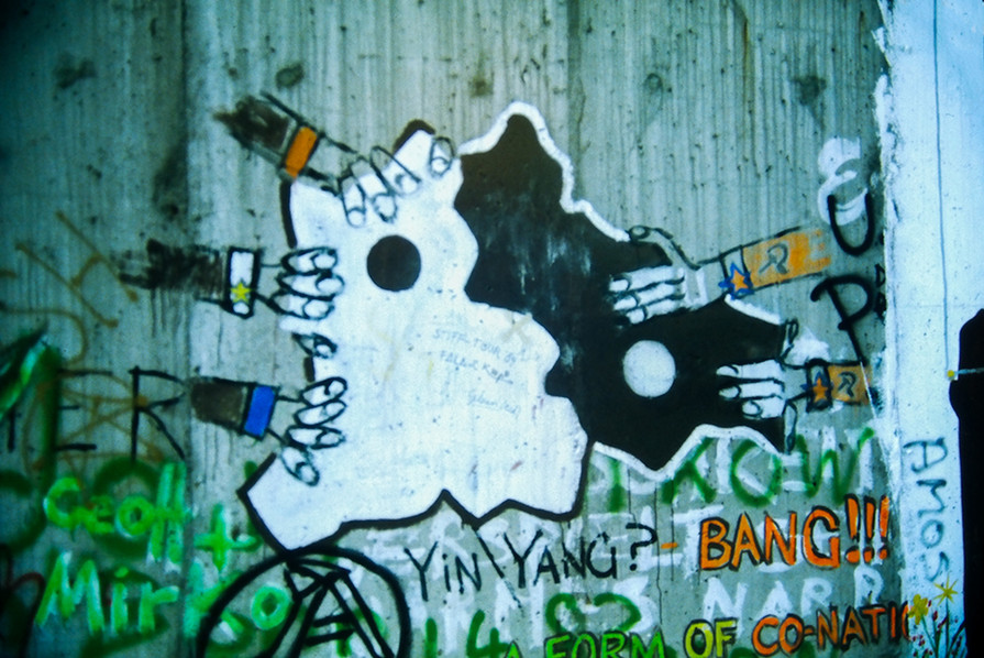 Graffiti on the Wall 25