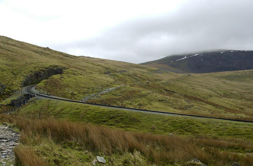Railway to the summit