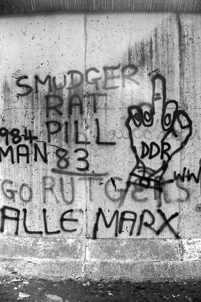 Graffiti on the Wall 24