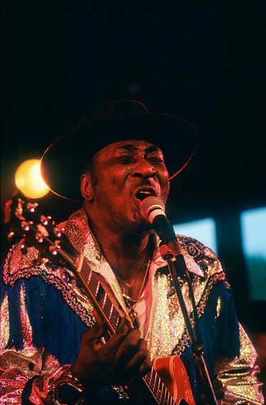 Eddy 'The Chief' Clearwater