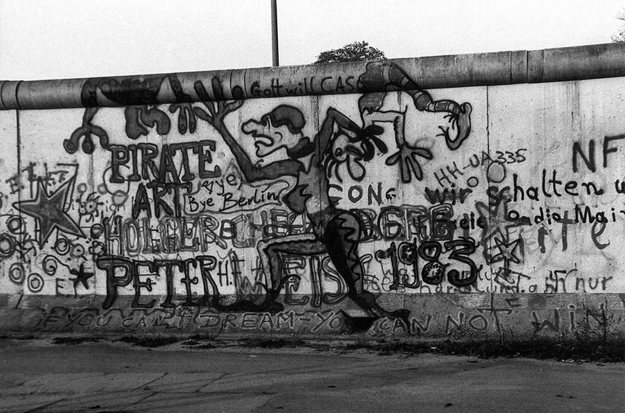 Graffiti on the Wall 12