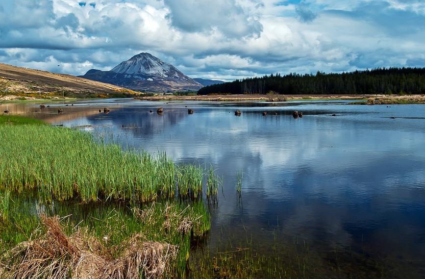 An Earagail across Loch na Cuinge2, Coun