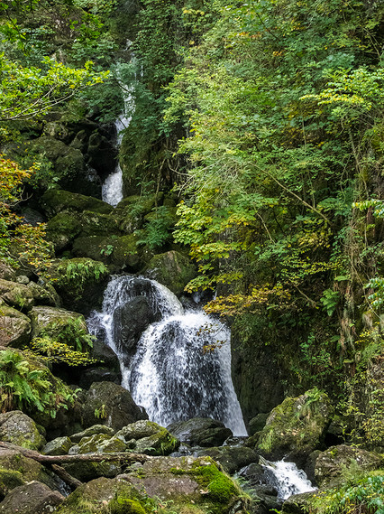 Lodore Falls 03