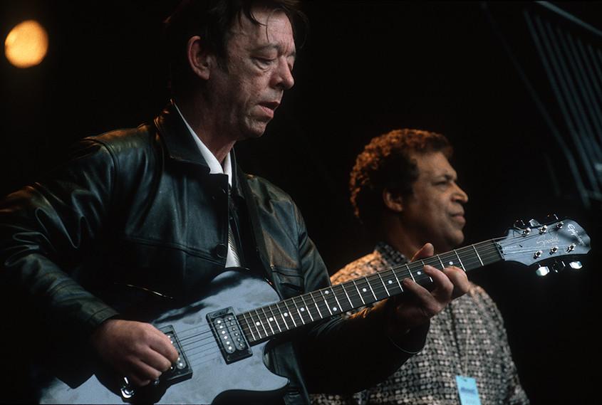 Johnny Whitehill & Earl Green 01