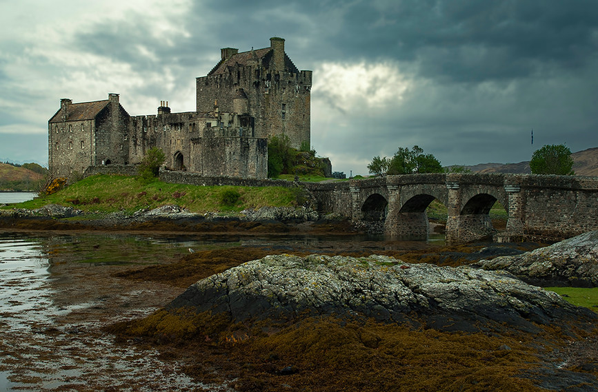 Eilean Donan Castle 09