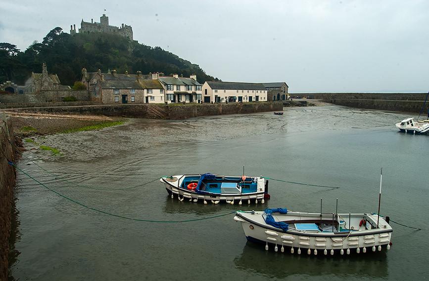 St Michael's Mount harbour 04