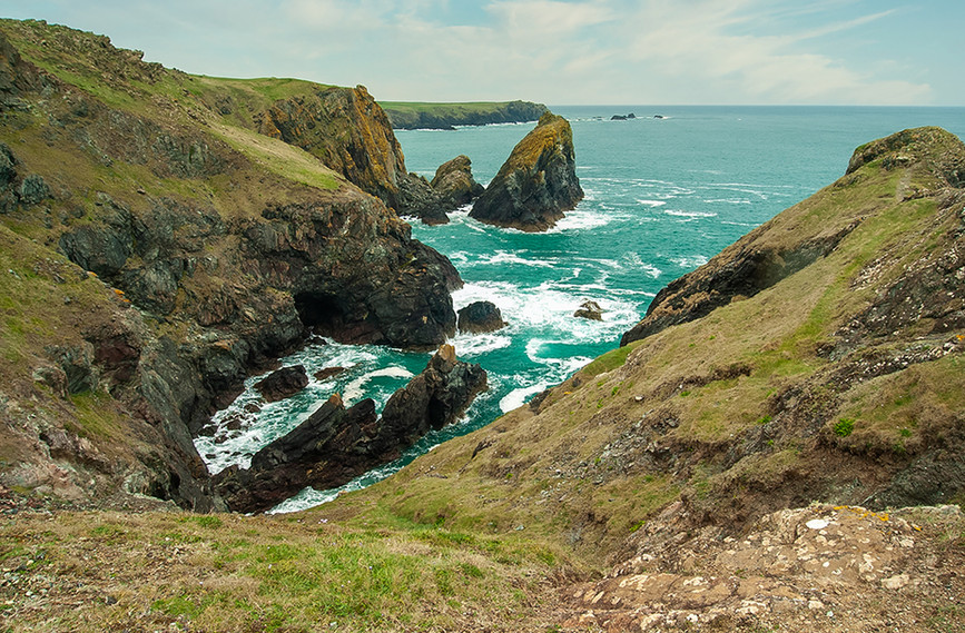 View of Kynance Cove 07