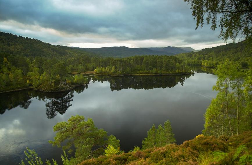 Loch Beinn a Mheadhoin 01