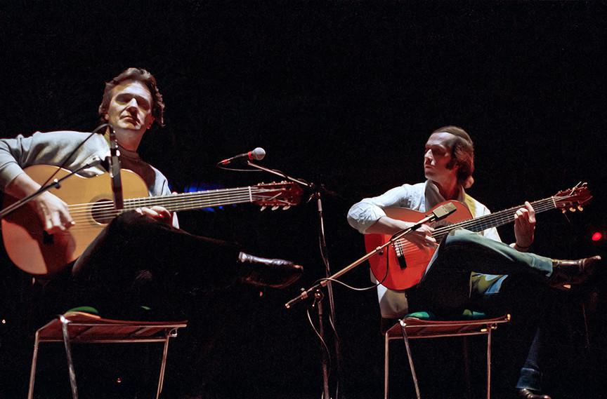 MM&dL 12 - John McLaughlin & Paco de Luc