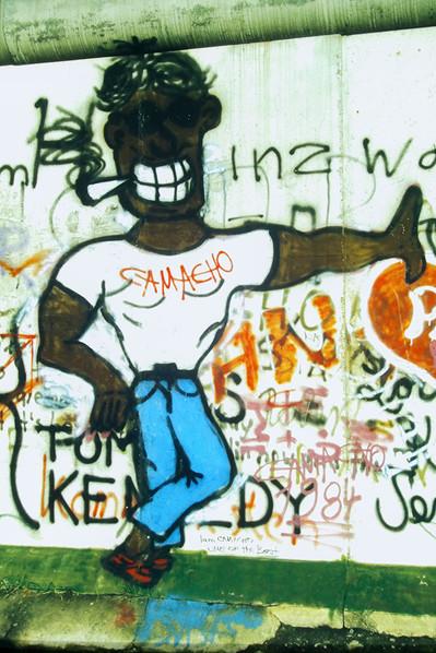 Graffiti on the Wall 34