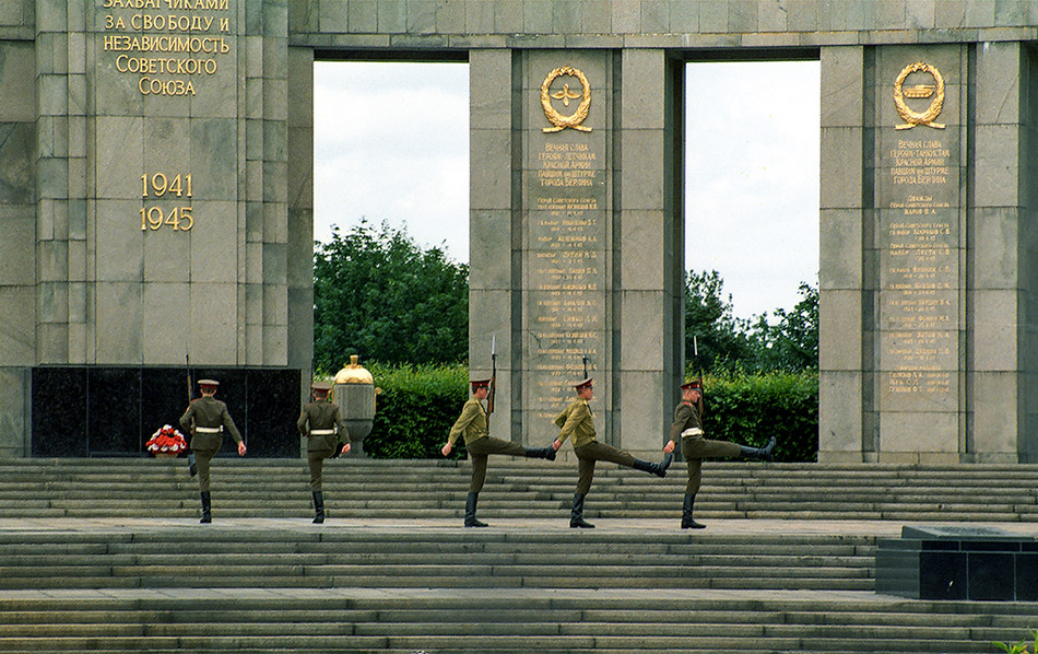 Changing of the Guard 01