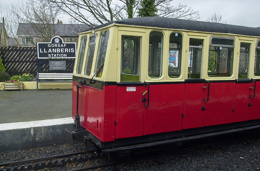 Llanberis Station 02