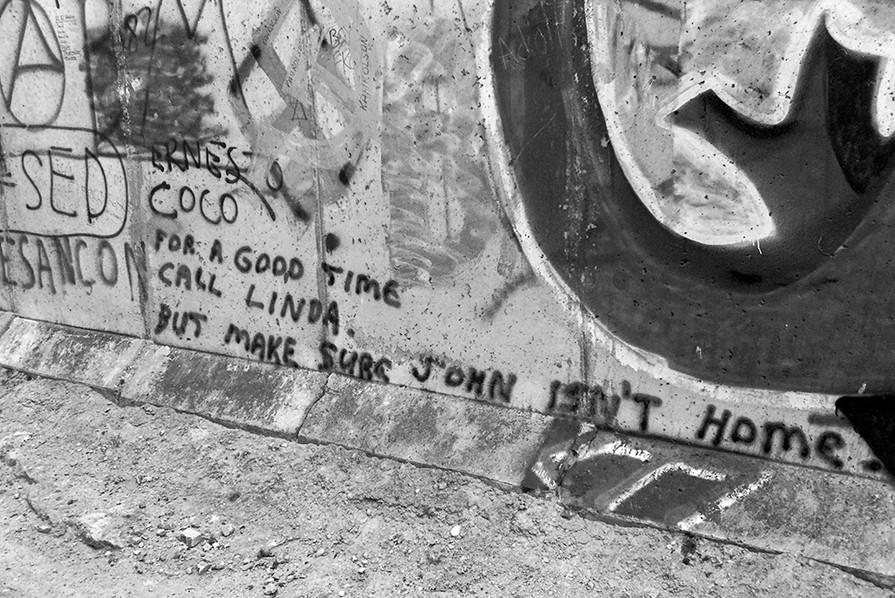 Graffiti on the Wall 33