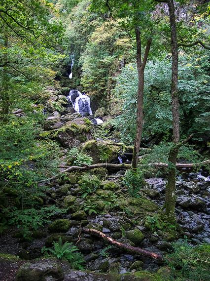 Lodore Falls 02