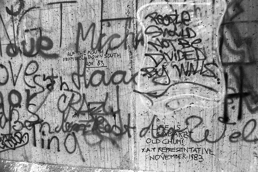Graffiti on the Wall 28