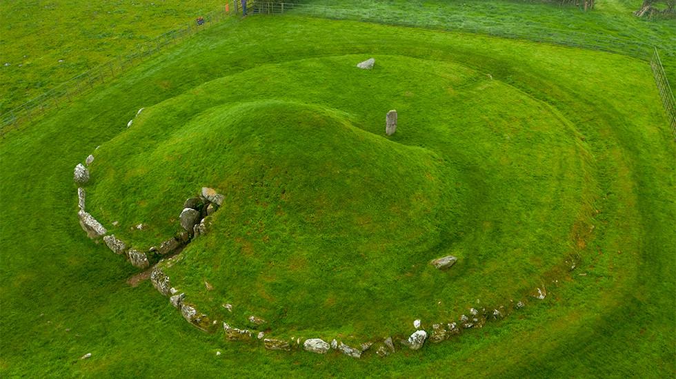 Bryn Celli Ddu Neolithic Burial Chamber 05