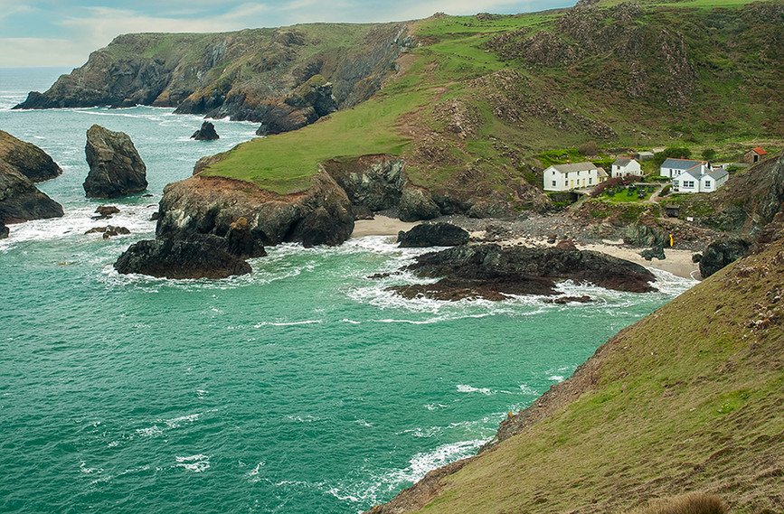 View of Kynance Cove 02