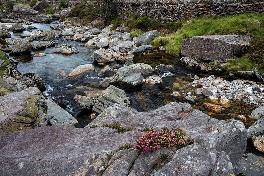 Details of the Nant Peris River 15