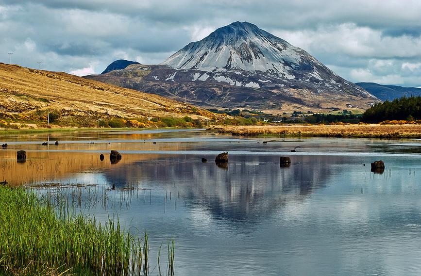 An Earagail across Loch na Cuinge, Count