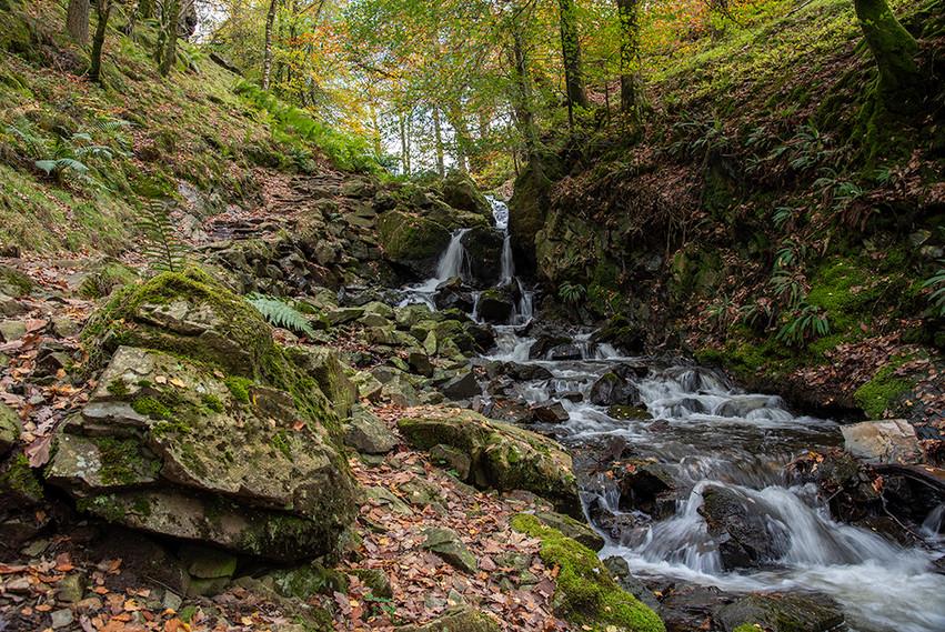 Tom Gill Waterfalls in Glen Mary 03