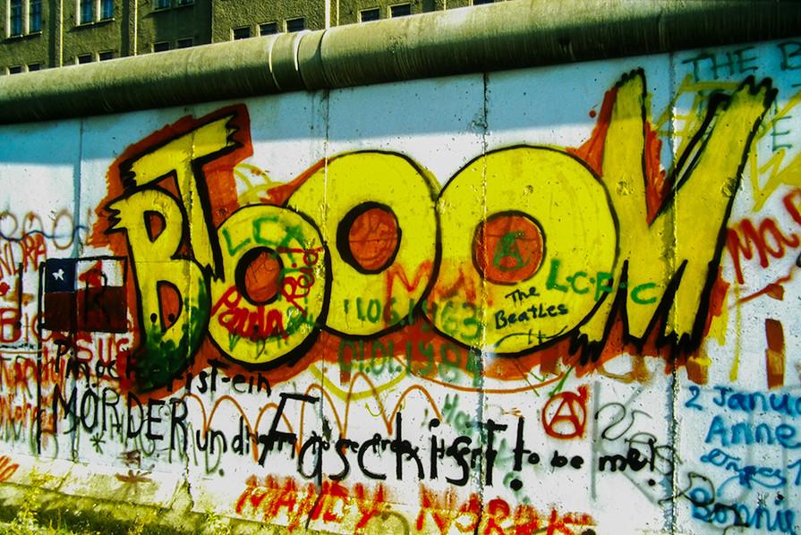Graffiti on the Wall 36