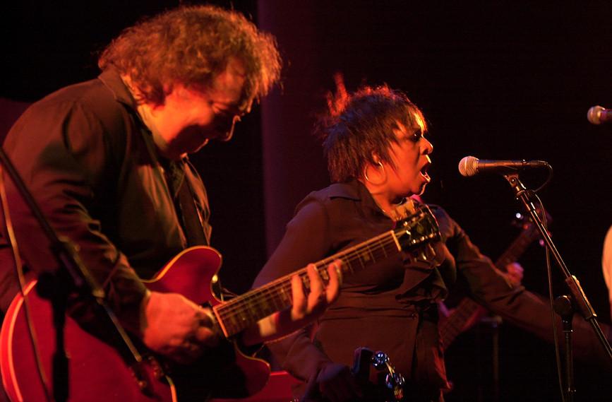 Bernie Marsden & Marsha Raven 02