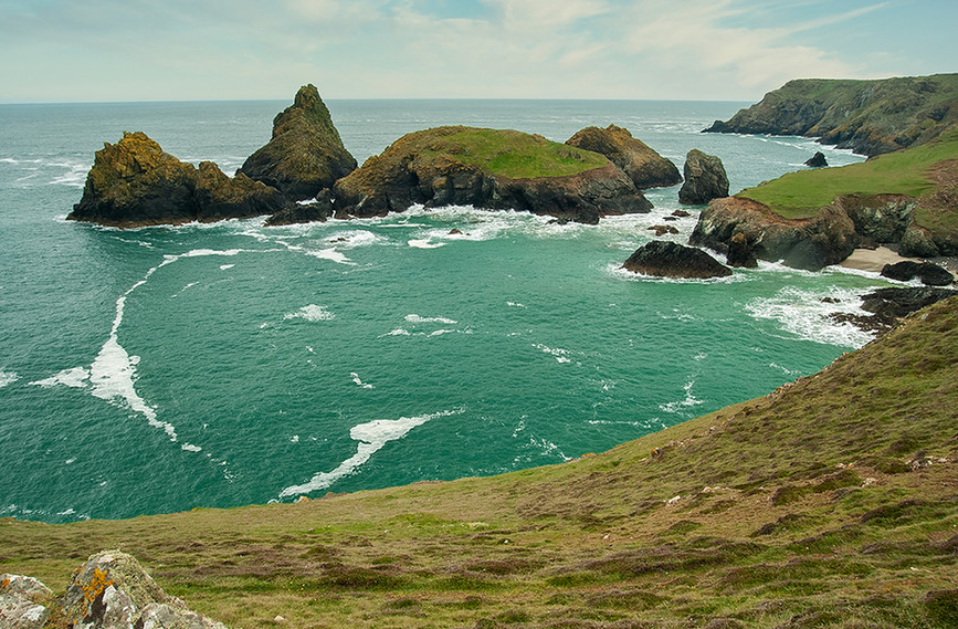 View of Kynance Cove 08