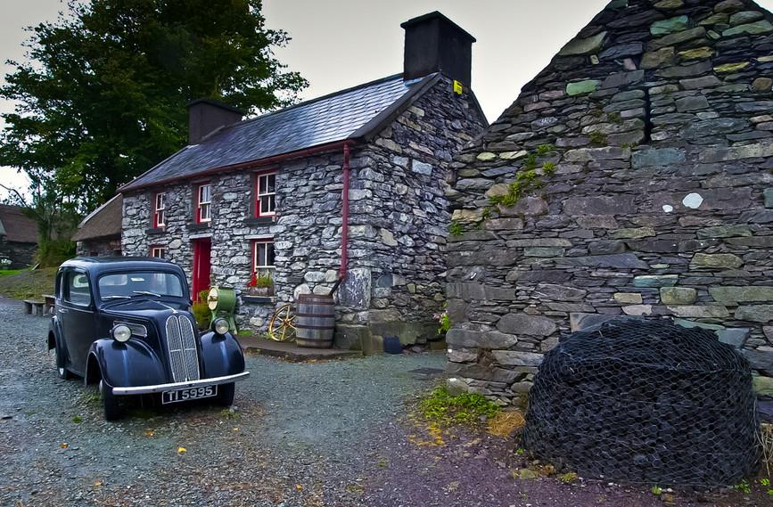 'Molly Gallavans', Bonane, County Kerry,